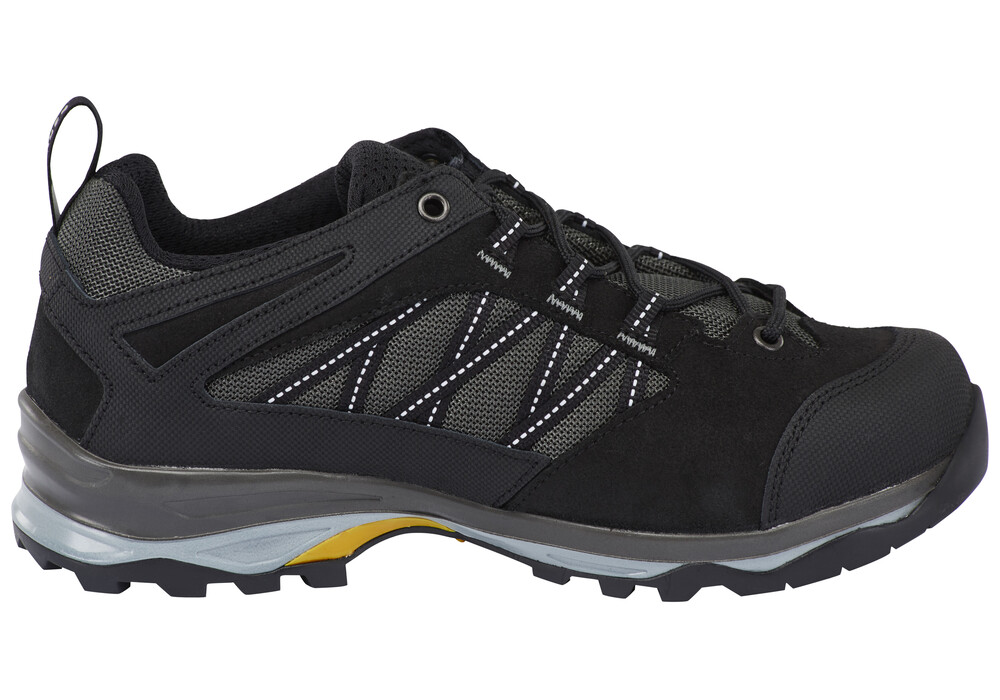 Right Size Shoes For Long Hikes